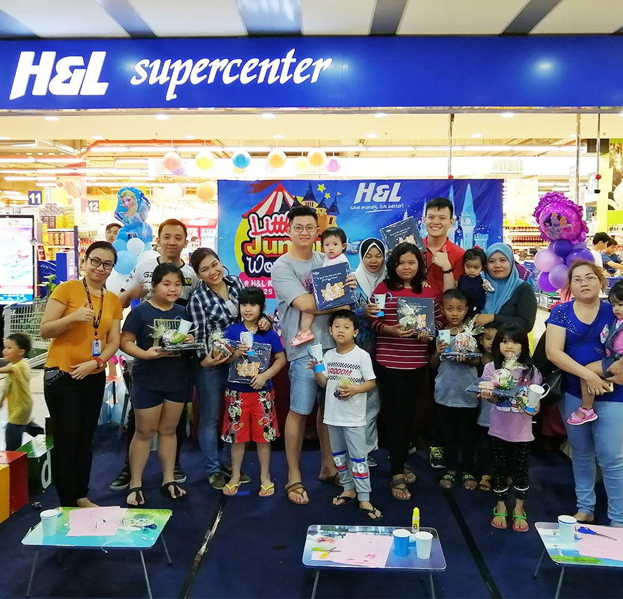 Great Activities And Promotions At Little Junior Wonderland 2019